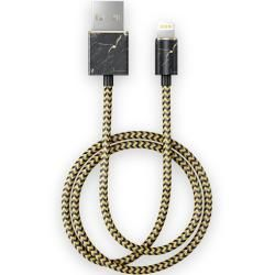 Feb 3, 2020 - Fashion Cable, 1m Port Laurent Marble iDeal of Sweden