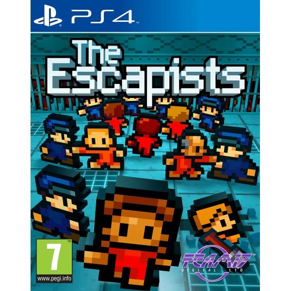 The Escapists Coming to PS4 - NeoGAF