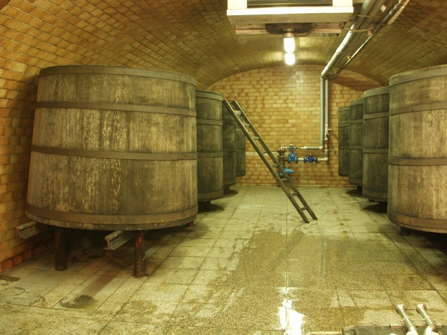 Flekovský tmavý ležák 13%  The house brew and only available at U Fleku in Prague. A great dark beer!