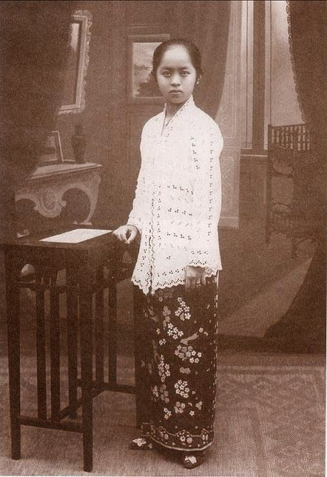 Young Javanese Woman