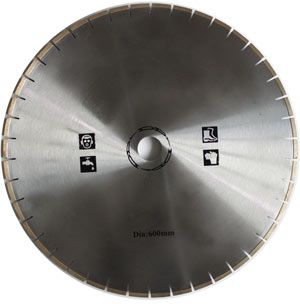 600mm diamond saw blade for cutting marble 24 inch marble diamond saw blade