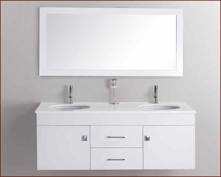 Photo Album For Website Virtu USA Double Bathroom Vanity Alyssa in White