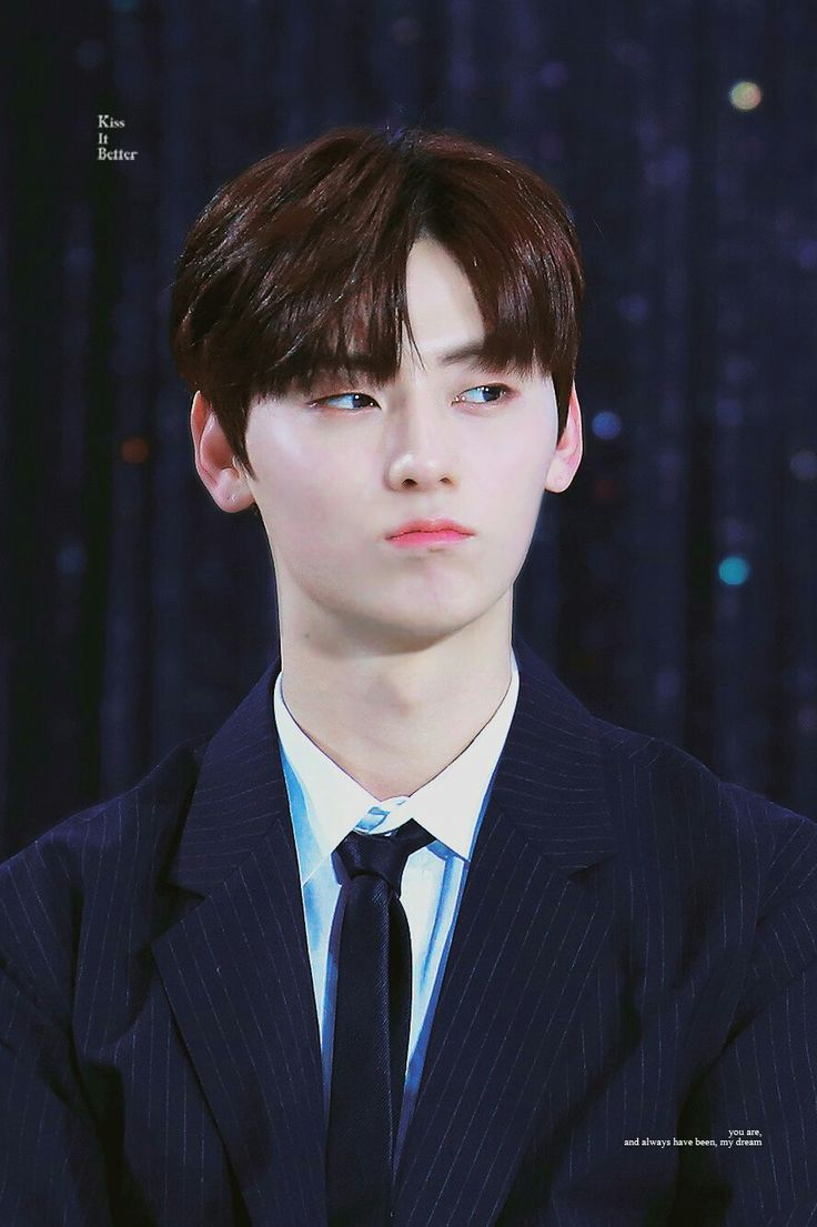 Look at that pout