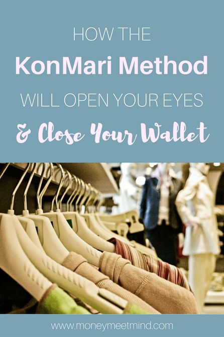 How the KonMari method is life changing