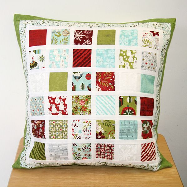 134 best Quilted Pillows images on Pinterest | Cushions, Beautiful ... : quilts and pillows - Adamdwight.com