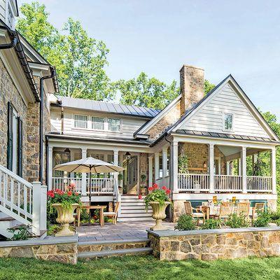 Exterior - 2015 Idea House Charlottesville, VA - Southern Living