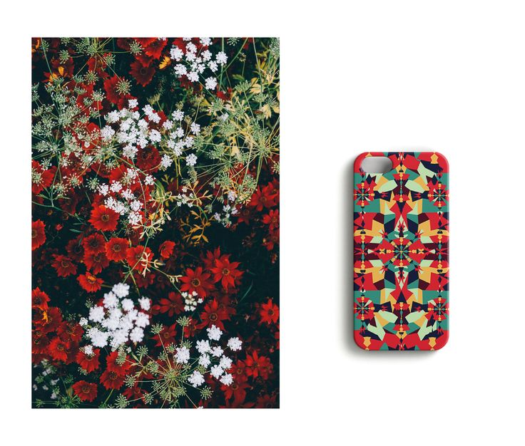 Natures own colour pallet //Hungarian Circus Director iPhone case designed by Katariina Karjalainen.