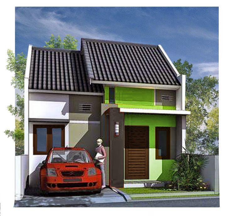 Rumah desain minimalis type 36