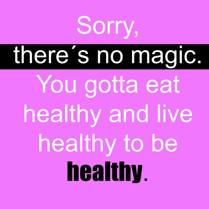 TRUE!!!!! Complain about not feeling well all the time. STOP and take a look at how you feed your body!! You NEED to eat healthy to FEEL healthy!!! Bottom line!!! Just sayin!!! ;)