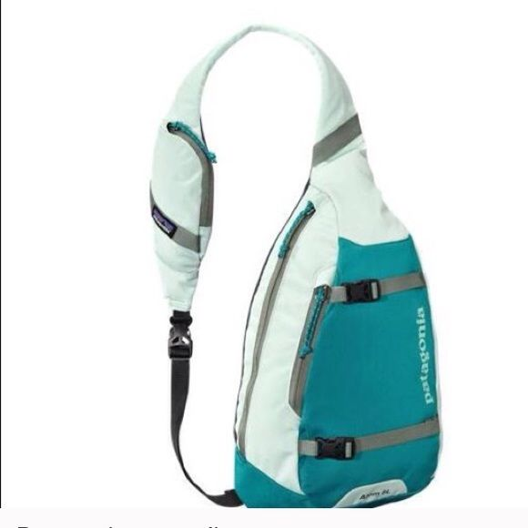 ISO Atom Sling bag ISO Patagonia Atom Sling bag. Color doesn't matter. Preferably around $25 Patagonia Bags Backpacks