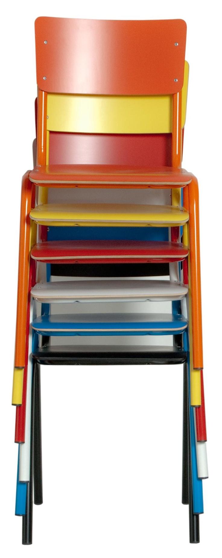 Meer dan 1000 ideeën over Oranje Stoelen op Pinterest - Stoelen ...
