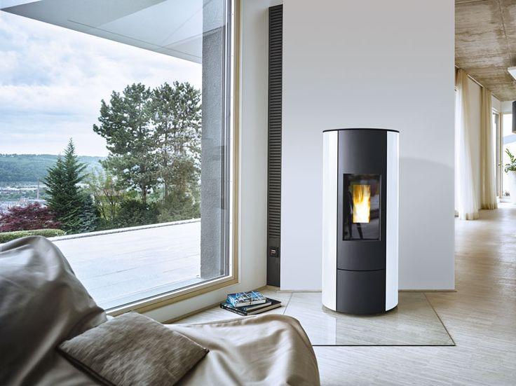 31 best Ofen images on Pinterest Pellet stove, House and Stoves - pelletofen für wohnzimmer