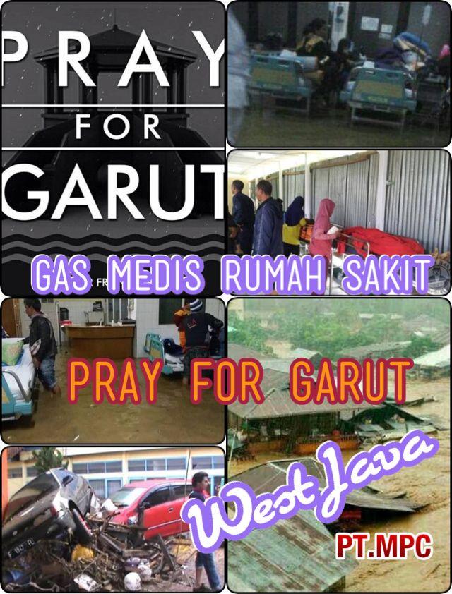 Gas Medis Pray