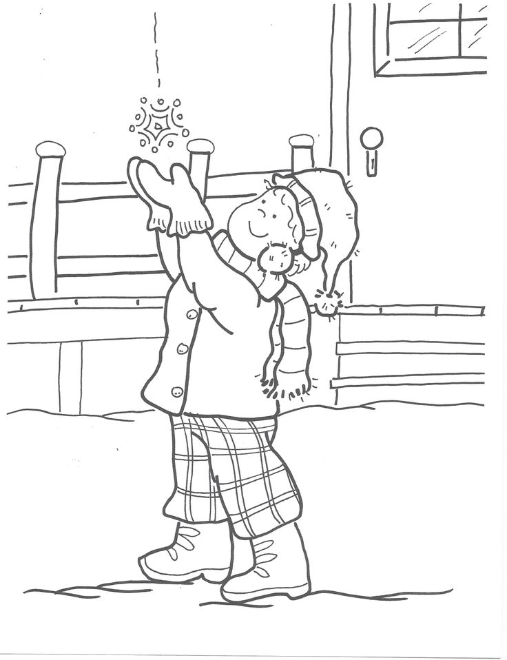 Free Teaching Tool Printable Agricultural Coloring Page For Kids Perfect For Winter Lesson Plans