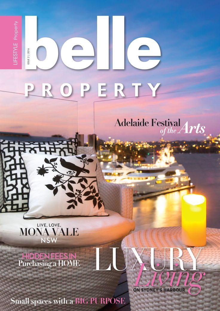 Belle Property Magazine, Issue 2 2016