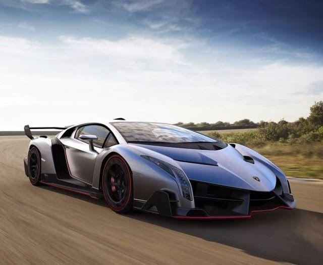 Lamborghini Veneno,  Price: $4M