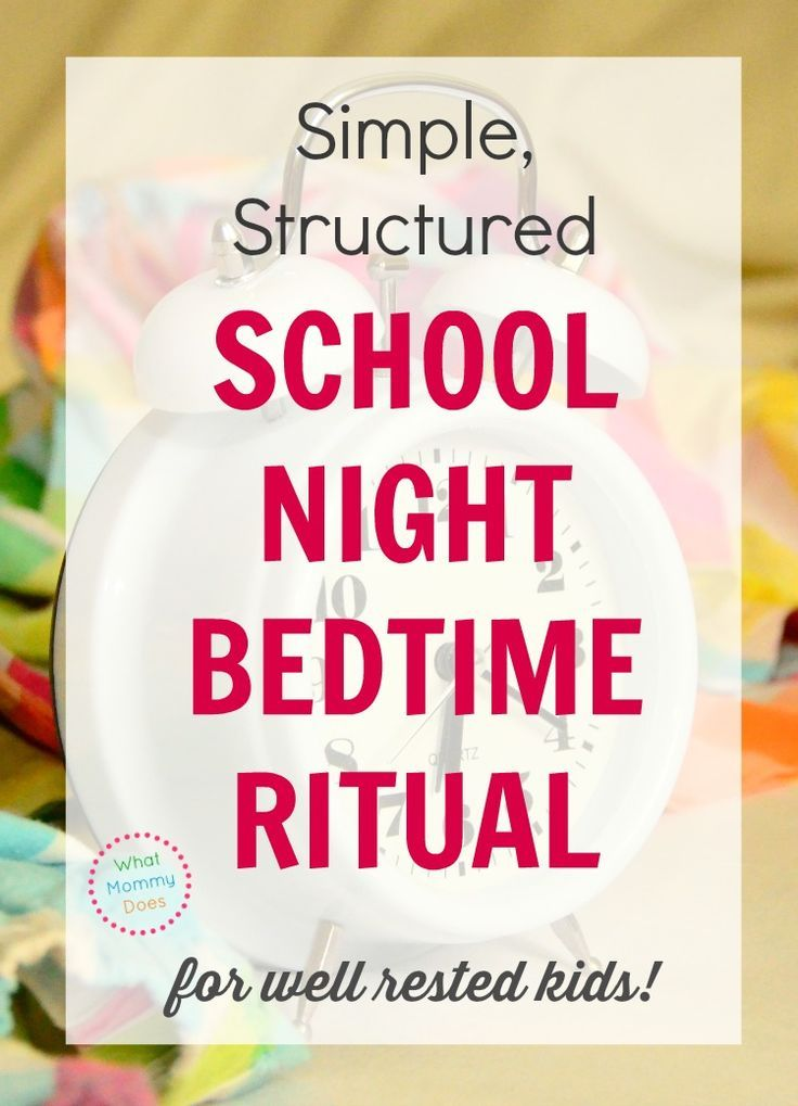 I'm so glad I found these tips! Our evenings have been nuts ever since the kids went back to school! With a toddler and a baby in the mix, it's hard to keep the older children on track in the evening. I'm going to use this as a checklist for our bedtime routine. I think these ideas will save my sanity as a mom! | SIMPLE BEDTIME ROUTINE! #Read2Me #Sponsored