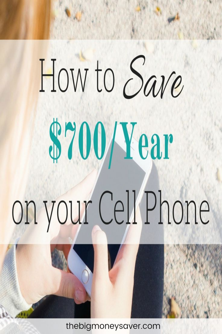 This is awesome! I wish I had known sooner that I could be saving this much on my cell phone. Learn how to save $700/Year on your cell phone bill!