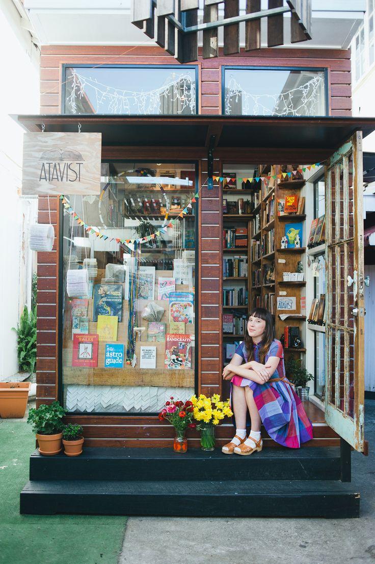 love this gorgeous local! atavist books, winn lne, fortitude valley.  photo by natalie mccomas