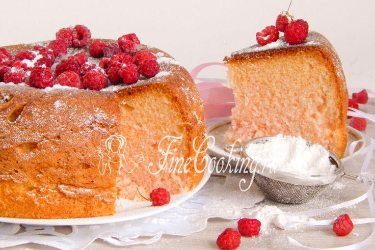 Бисквит на киселе - рецепт с фото