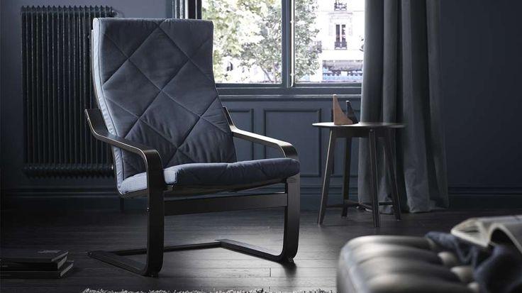 fauteuil-poang-ikea-noir