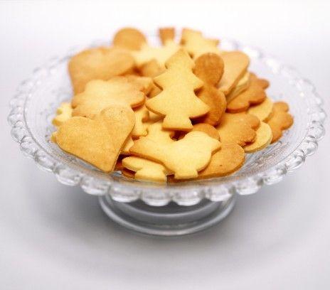 Kruche ciasteczka - Przepisy.Tajemnica kruchych ciasteczek tkwi w proporcji…