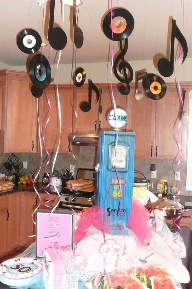 Roaring 20's, Fabulous 50's, Groovy 60's and 70's, and Awesome 80's! Decade Party Party Ideas | Photo 14 of 50 | Catch My Party