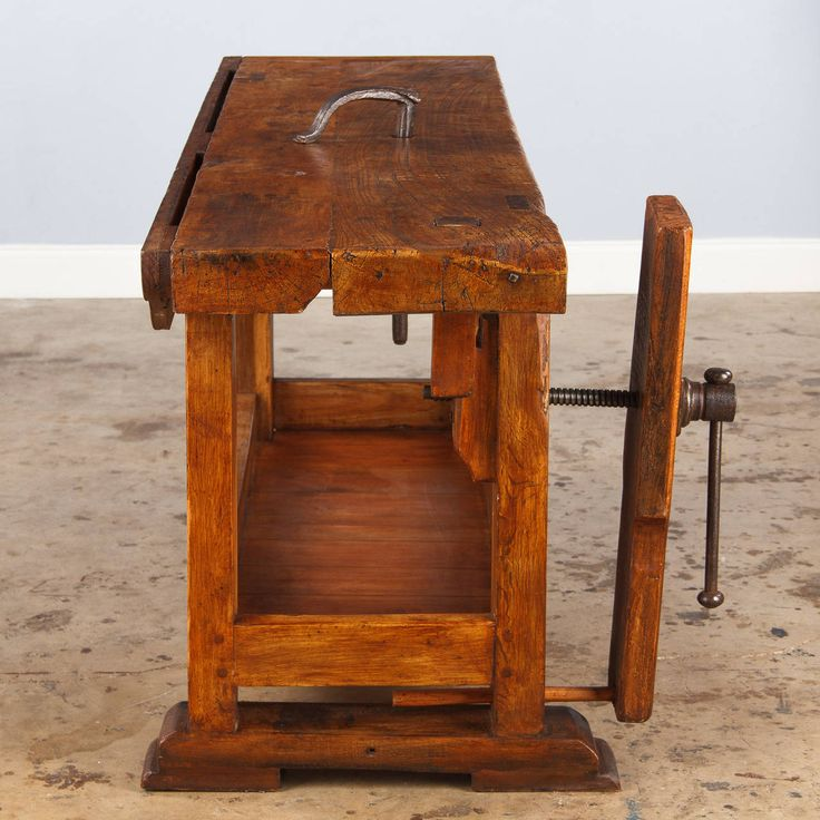 66 Best Antique Work Benches Images On Pinterest: 365 Best Workbenches Images On Pinterest