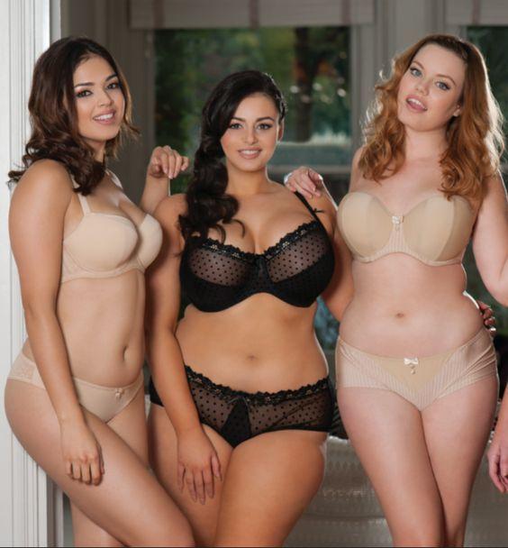 adams models size lingerie Sophia plus