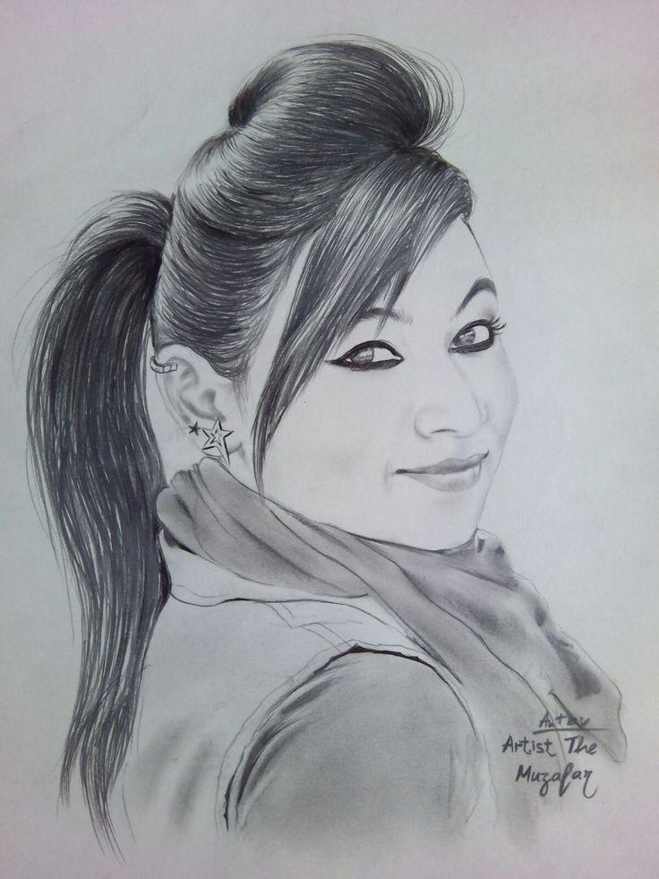 Yo'Bee sketch by artist the muzafar