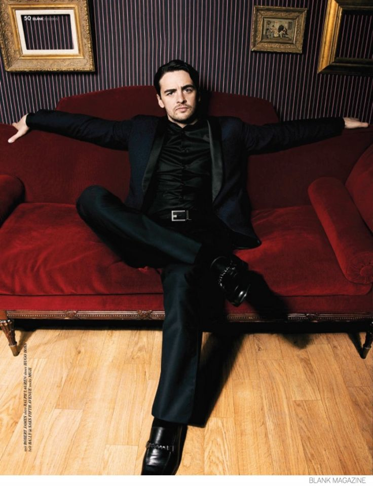 Vincent Piazza Dons Dapper Suiting Styles for Blank Magazine Cover Story image Vincent Piazza 2014 Photos 003 800x1042