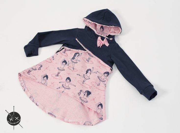 Kleid mit passenden Bolero   Schnitt Issy von FeeFEE