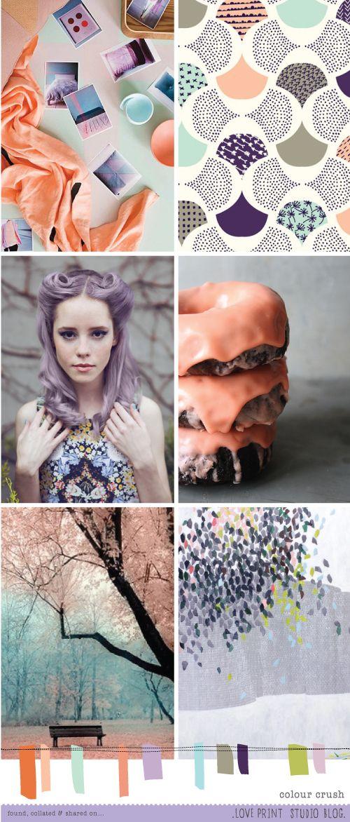 Colour crush - love print studio blog