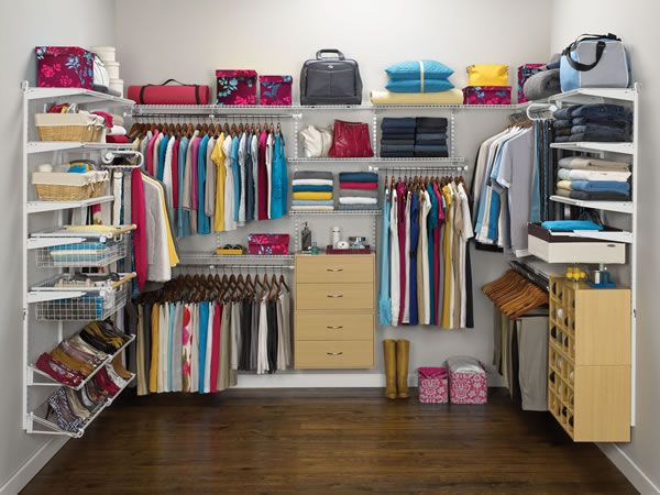 18 Best Rubbermaid Homefree Closet Images On Pinterest