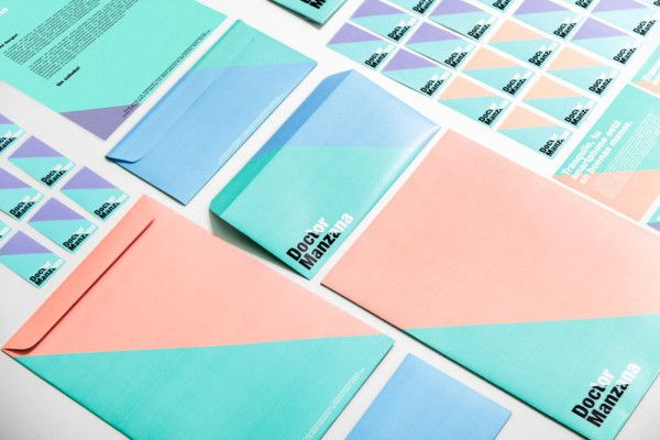 Doctor Manzana: A Gadgets Store Gets a Graphic Redesign