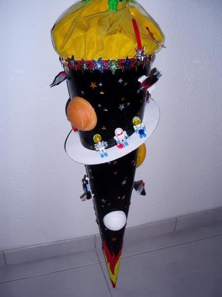 Sonnensystem Schultüte