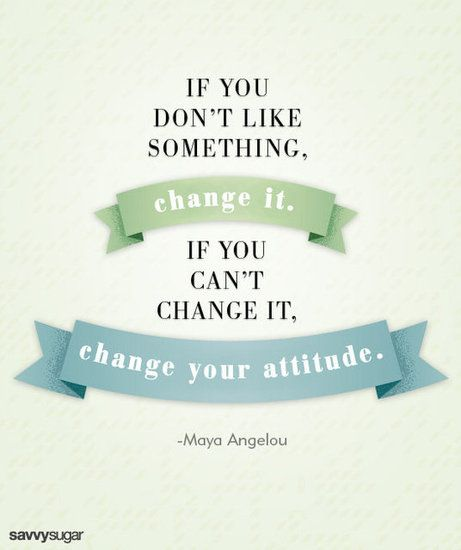 Change Your Attitude Quotes: 28 Best Inspirational Quotes Images On Pinterest
