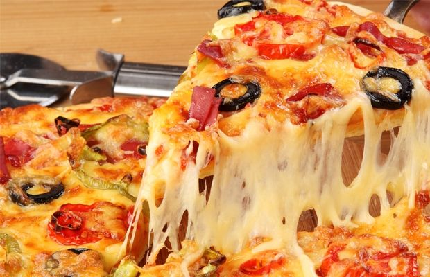 Пицца на сковороде за 10 минут?