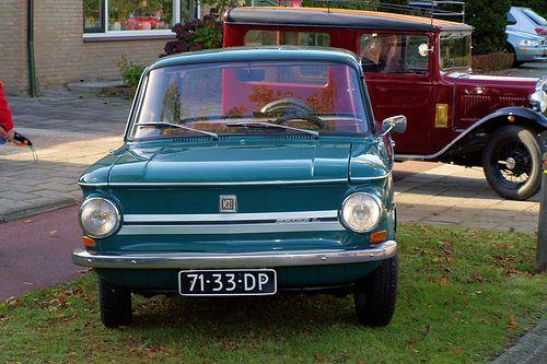 1967 NSU Prinz 4