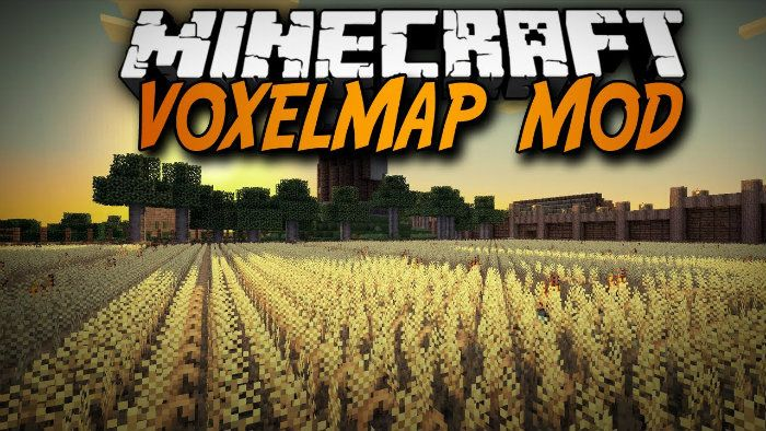 For viewing parts of the world in your Minecraft game, as well as highlighting enemies, neutral animals and other players, this mod is leading development. Not only does the mod carry a map of the world that you are playing in that can be used to discover new areas to explore, but Voxel Minimap also gives a HUD attachment that shows a small proximity around the player, with toggle features such as enemy creatures, other players and waypoints that
