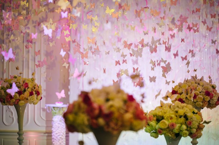 wedding,design,floral,florist, butterfly,wedding