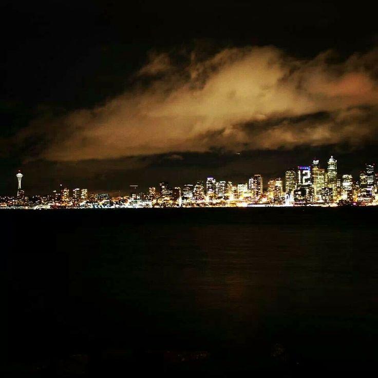 Seattle Seahawks 12 man sky line 49