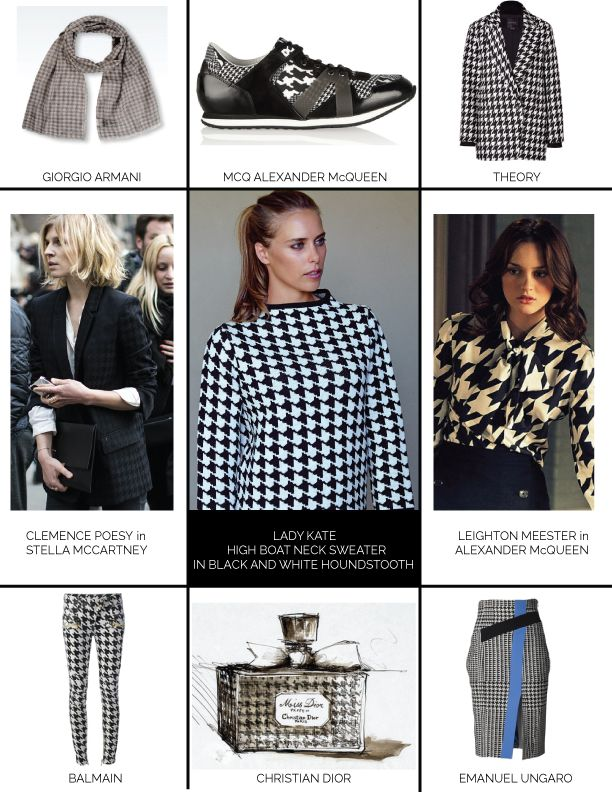 Nothin' but a houndstooth!