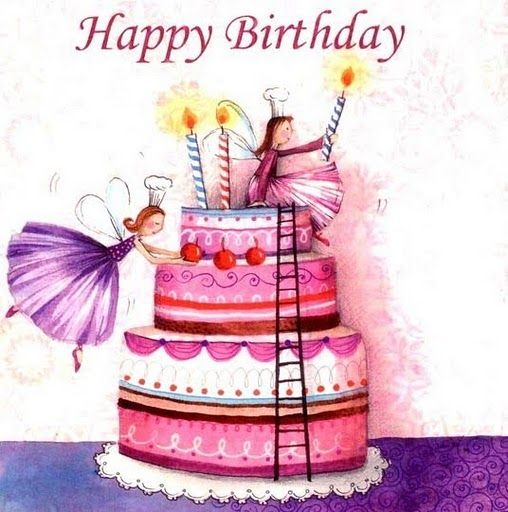 142 best images about birthday clipart on pinterest - Happy birthday carmen images ...