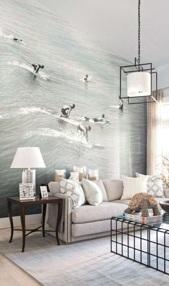 Stile coastal estate - Stile coastal moderno