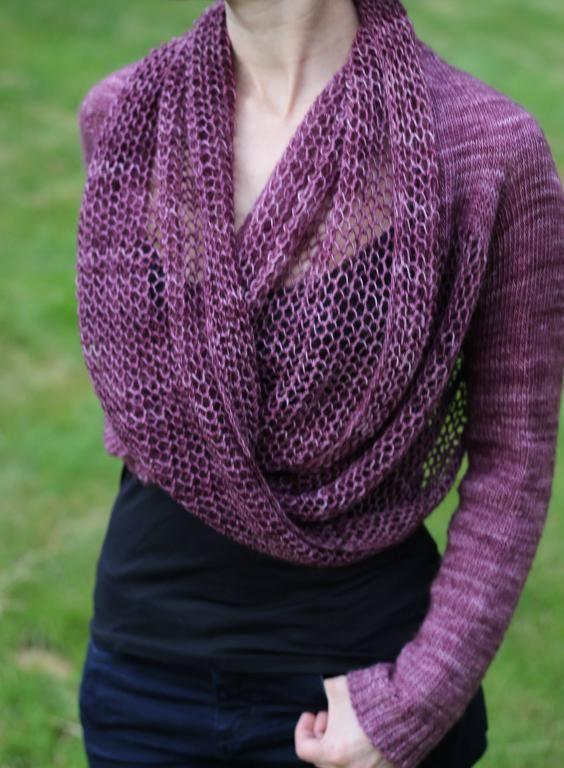 (6) Name: 'Knitting : loopdigan
