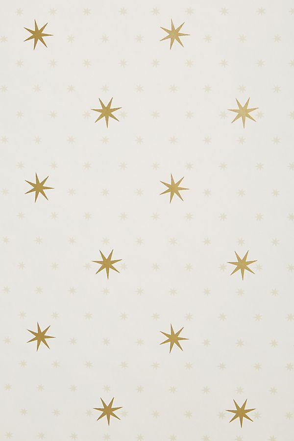 Stella Star Wallpaper Star Wallpaper Gold Star Wallpaper Wallpaper White and gold stars wallpaper