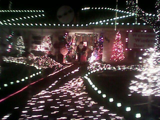 Windcrest lights