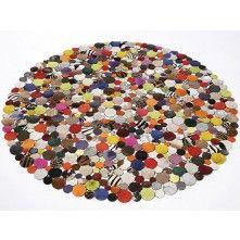 Kare Design Circle Multi 150 Carpet / Tapijt / Vloerkleed