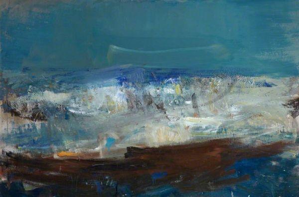 Summer Sea by Joan Eardley